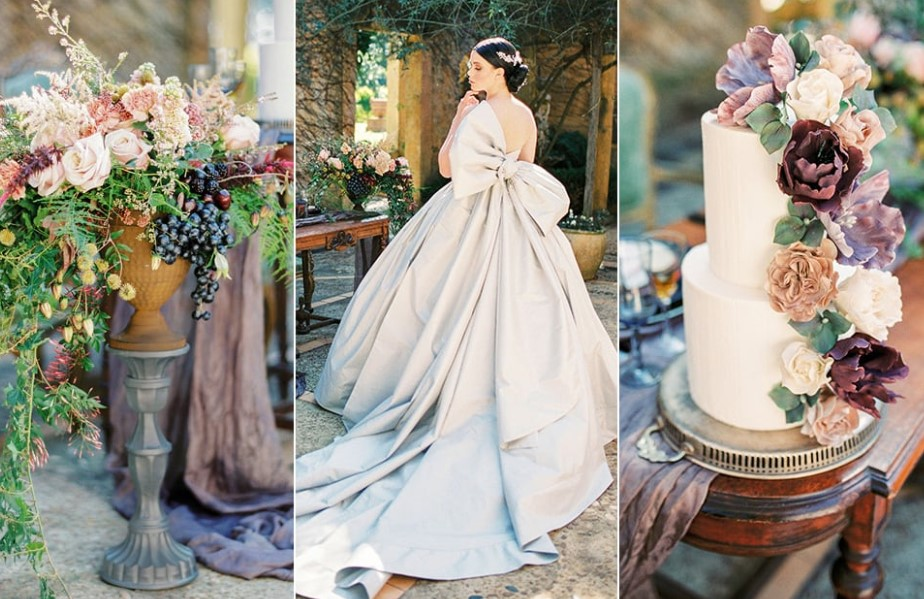 European Empire Wedding Ideas