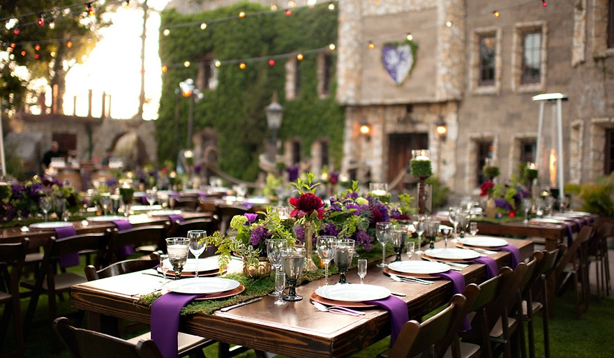 Inexpensive Place Wedding Ideas